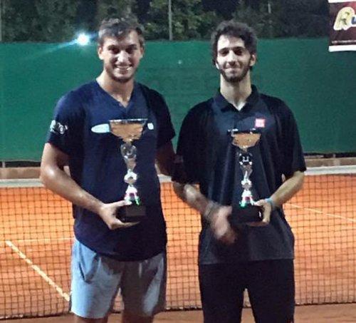 Giammarco Gabbanini (Ct Cervia) trionfa nel torneo di 3° del Ten Pinrella