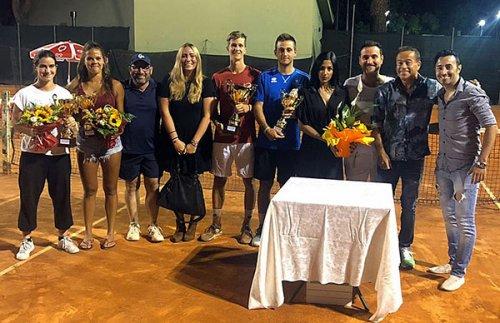 Circolo tennis Bagnacavallo, concluso con successo il torneo open