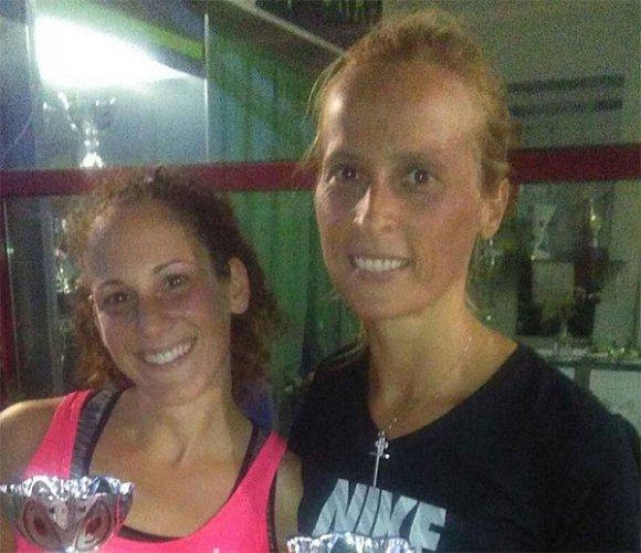 Sabina Raschini e Sara Carbone in semifinale nel Trofeo del Gelso