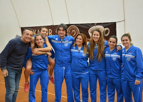 Serie A1 Femminile, Beinasco campione d'Italia.