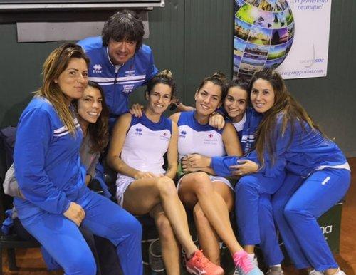 Tennis A1 Femminile, Faenza conquista la salvezza.