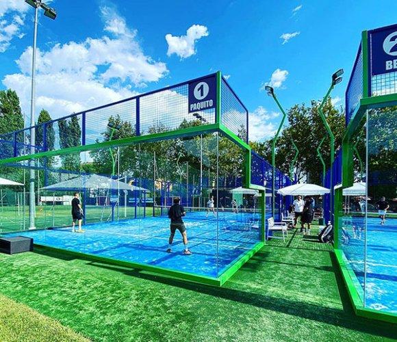 Tennis Club Faenza, sabato 12 settembre si inaugurano i due nuovi campi da padel