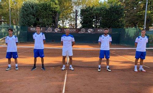 Tennis Club Faenza alla finale per la promozione in Serie B2 maschile