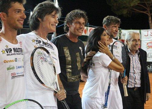 Successo per la  29°edizione del VIP master di tennis di Milano Marittima