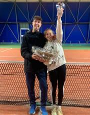 L'under 14 Stella Cassini vince il torneo di terza categoria a Sarsina.