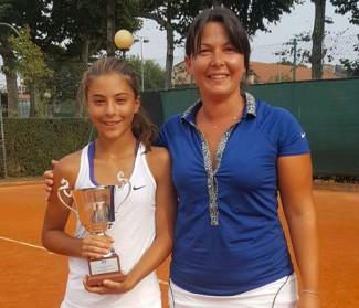 Concluso il tabellone di 3° nel torneo Open femminile del Circolo Tennis Venustas di Igea Marina
