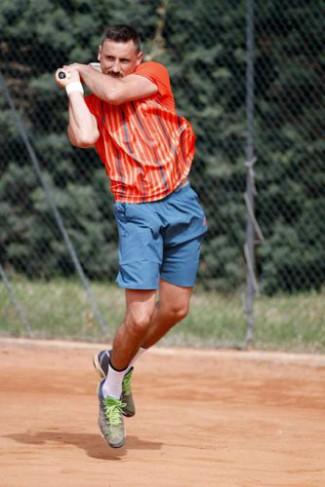 Calogero, Bandini ed il tricolore Casanova negli ottavi nel torneo Open del Ct Cervia