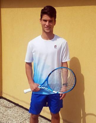 Open Circolo Tennis Cervia, nel tabellone di 3° avanzano Mario Borghi e Gabriele Guerrini