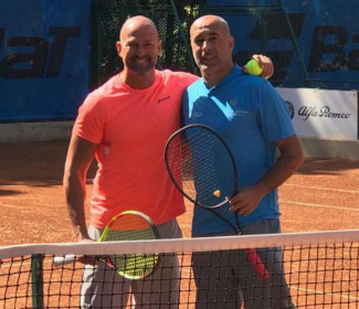 Al MarePineta Lawn Tennis Club ed al Circolo Tennis Cervia i campionati italiani Veterani