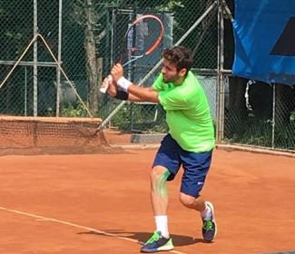 Al via domani l'Open del Circolo Tennis Cervia, sono 110 i giocatori al via