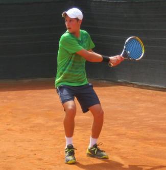 Dell'Ospedale, Femia, De Bernardis, De Santis neii quarti del torneo nazionale Open Climaservice al Ct Cicconetti