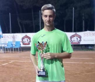 Alessandro Falcucci batte Alessandro Terranova e si aggiudica il Trofeo del Gelso