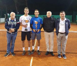 Andrea Picchione batte Alessandro Rondinelli e si aggiudica il torneo Open del Ct Cervia