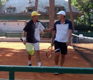 Circolo Tennis Cervia in finale nel campionato Regionale Over 55 a squadre