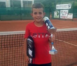 """In evidenza  Dennis Ciprian Spircu nel torneo di 3° """"Gelateria 3 Bis"""""""