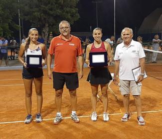 Paula Ormaechea batte Jennifer Ruggeri e si aggiudica il torneo Open femminile 'Envikem' al Ct Cicconetti