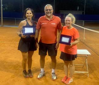 Manuela Benedettini vince il titolo Lady 40 nel torneo del Ct Cicconetti