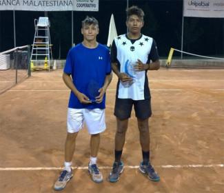 Pietro Vagnini vince il Torneo del TC Coriano