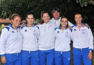 Serie A1 Femminile - Il Tennis Club Faenza fa il pieno di fiducia: battuta 4-0 Prato