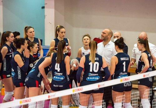 Conad Olimpia Teodora Ravenna - Futura Volley Giovani Busto Arsizio 1-3