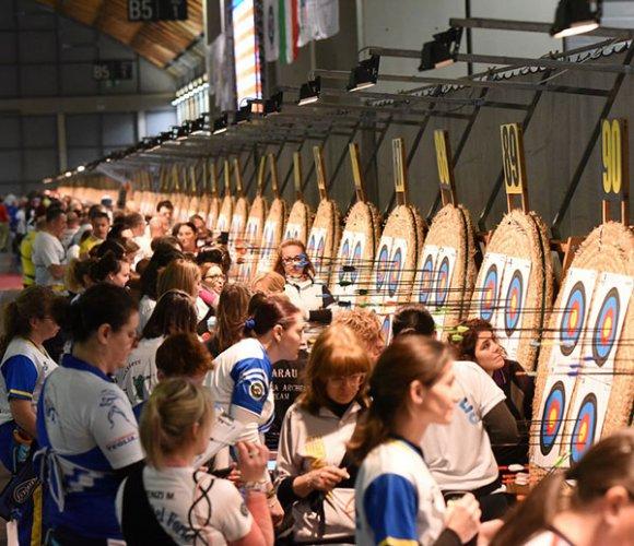47esimi campionati italiani indoor a Riminifiera