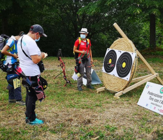 Tiro con l'arco - Un successo la gara sperimentale tiro di campagna di Castellarano