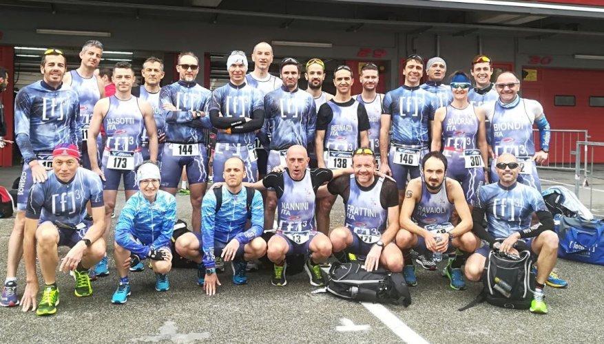 Inizia la 26esima stagione del Faenza Triathlon