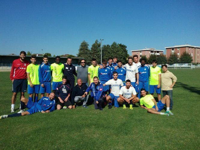 Il Trodica calcio a lezione dal Gruppo Arbitri Marche