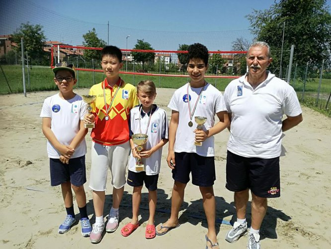Trofeo CONI-Fase Regionale ER vince Dragos Petrov