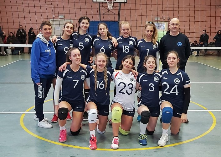 Torneo Anderlini Modena: under 16 femminile ok