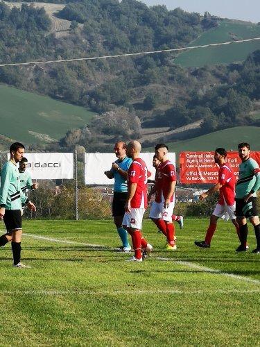 Mercatese - Valle'86 1-1