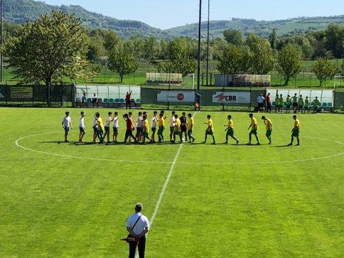 Pietracuta - Bagnacavallo 5-0