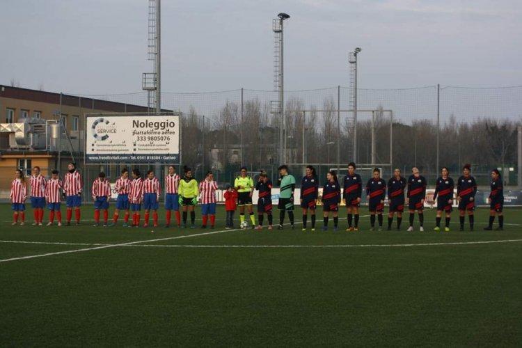 Gatteo Mare  vs Granamica 2-0