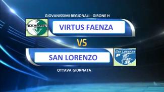 Virtus Faenza vs San Lorenzo 1 -1