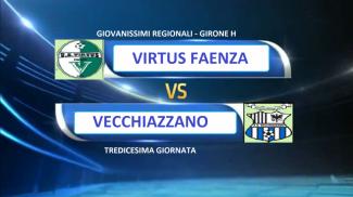 Virtus Faenza vs Vecchiazzano 1 - 1