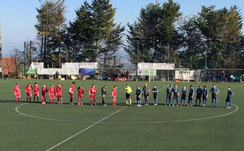 V. Castelfidardo - Sampaolese  1 - 0