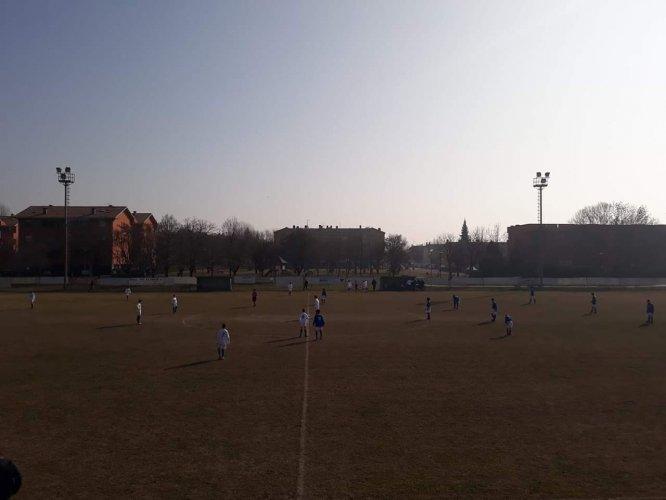 Trebbo-Cittadella Vis S.Paolo 0-1