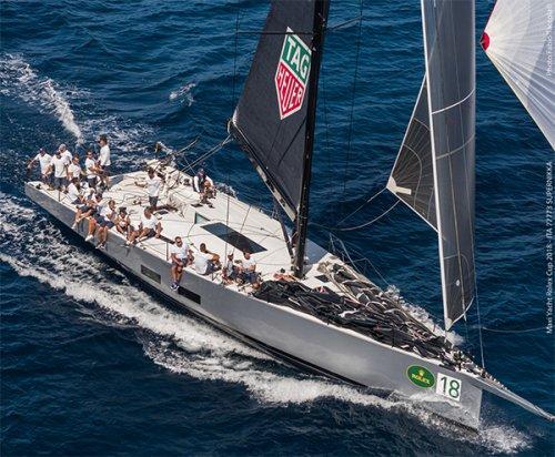 B&G tra i grandi protagonisti della Maxi Yacht Rolex Cup e della Swan Cup