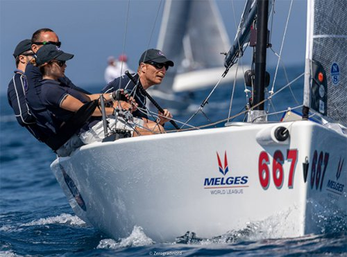 Melges 20 World League - Dopo il nono posto di Scarlino, Brontolo Racing punta all'Europeo