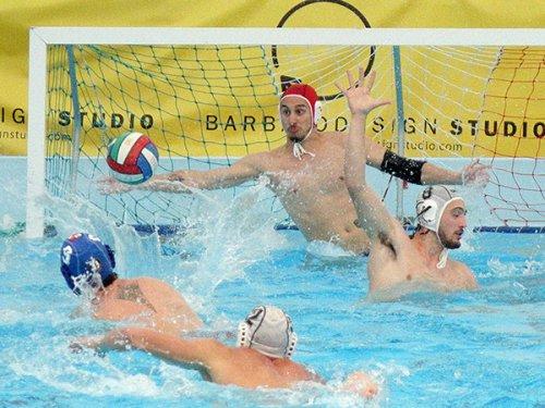 Pallanuoto A2 maschile - Sportiva Sturla-Barbato Design Vela Ancona 6-5