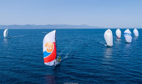 Melges 32 World League - Caipirinha Sailing Team, la stagione Melges 32 parte da Villasimius