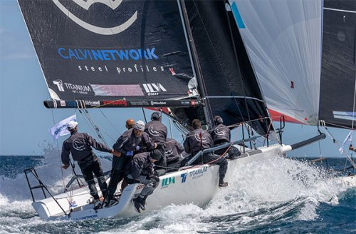 Melges 32 World League - Calvi Network convince a Puntaldia