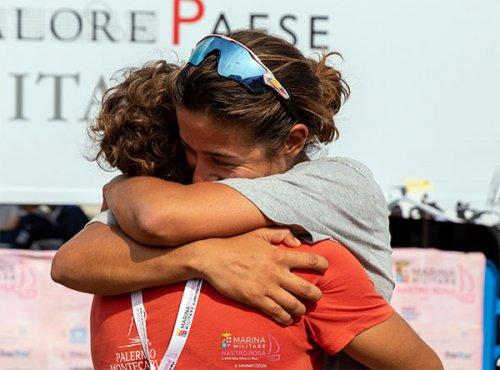 L'anconetana Claudia Rossi è Campionessa del Mondo Double Mixed Offshore
