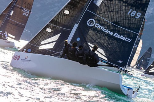 Melges 20 World League - Concluso il circuito in top ten Kindako pensa all'Europeo di settembre