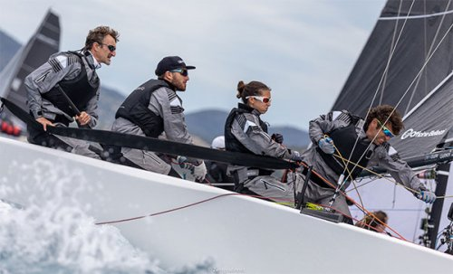 Melges 20 World League - A Scarlino Kindako rimonta e chiude ottavo