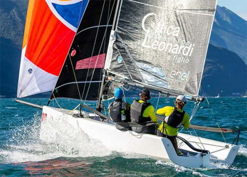 "Melges 20 World League Finals - Caipirinha Jr è ""rookie of the year"""