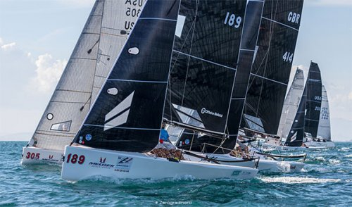 Melges 20 World League, il Lightbay Sailing Team si affida a Kindako