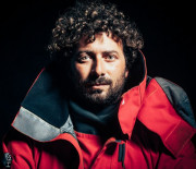 Matteo Rusticali presente al primo Clinic Fiv Mini 6.50 riservato ai navigatori oceanici.