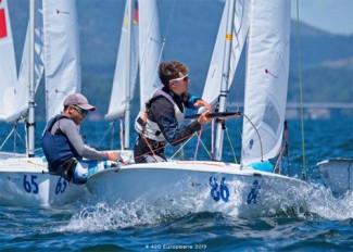 Vela e 420 - Facendo il punto sulla stagione di Alessandro e Federico Caldari