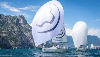 Melges 32 World League  - A Riva del Garda Calvi Network chiude in top ten